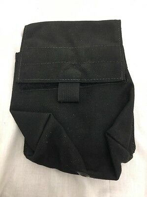 Eagle Industries 100rd SAW Utility Pouch LE Black Swat DELTA SEALs
