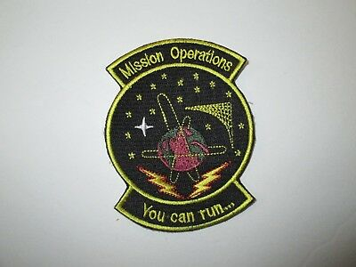 b8521 US Air Force Groom Black Ops Mission Operations You Can Run NRO Recon