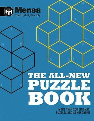 Mensa: The All-New Puzzle Book by Mensa (9781780975146)