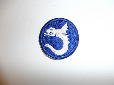 #064 US ARMY 130TH DIVISION GHOST PATCH