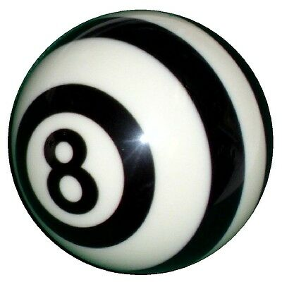 NFL Referee billiard pool CUE 8 BALL.