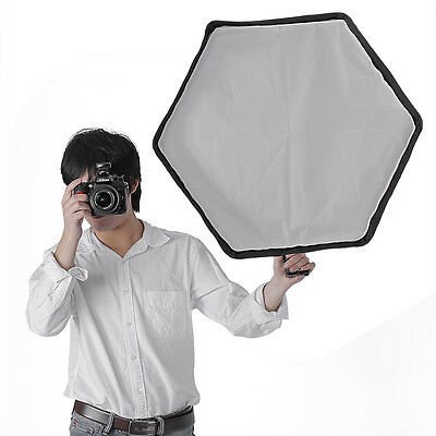 Neewer 60cm Softbox + FM Radio Innesco con 2.5mm PC Ricevitore per Flash