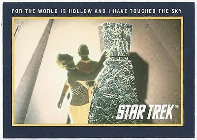 Star Trek - Original - Card 205 - For The World Is Hollow And I Have..... (Aroh)
