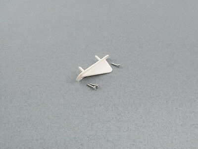 Mini Skid With Screws (Pk2) For Rc Aircraft Model Planes