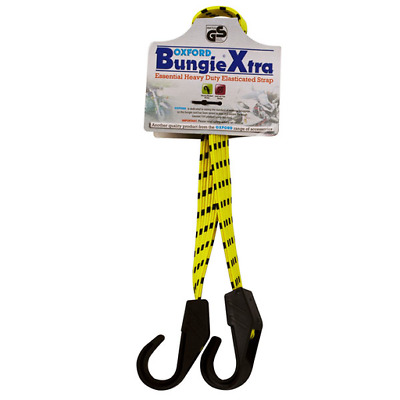 "Oxford Products Bungee Strap - Bungie Xtra - 16mm x 600mm/24"" (OF139)"