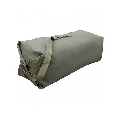 Duffel Bag With Strap - O.D. - 25 In X 42 In-1200
