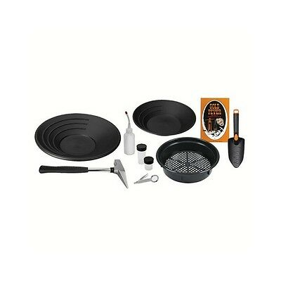Stansport Yukon Deluxe Gold Prospecting Kit With Pick. Delivery