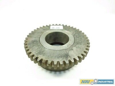 New 45Tooth 90Mm Id Steel Spur Gear 5Dp Pitch D524034
