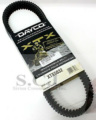 ARTIC CAT Bearcat CFR CROSSFIRE F1000 F6 F8 M8 T500 DAYCO XTX5032 DRIVE BELT ATV
