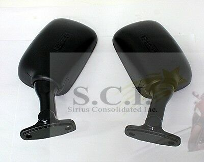 Yamaha Yzf600 Yzf600R Yzf750 Fzr1000 Mirror Set Left &  Right 1994 - 2006
