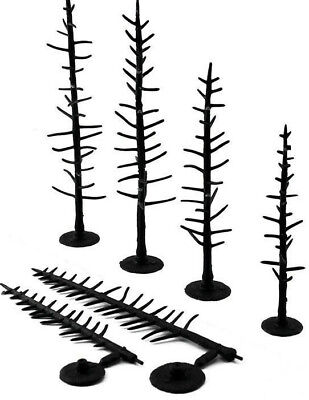 "Woodland Scenics Tree Armatures (Trunks) Conifer/Pine 2-1/2"" to 4"" 70-Pack"