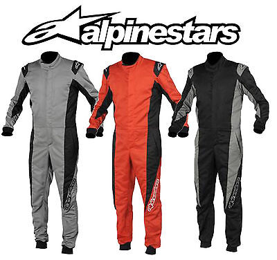 Alpinestars GP-T Race Suit FIA 2-Layer Rally Racesuit All Colours EU44-48 50-54