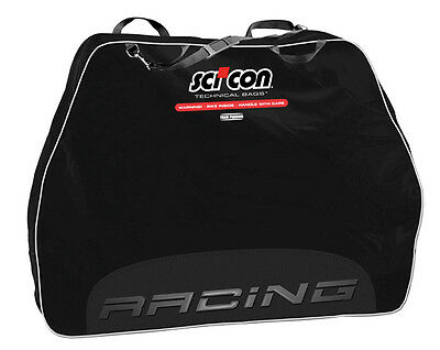 Borsa Porta Bici Portabici SCICON TRAVEL PLUS CORSA RACING IMBOTTITA/BIKE BAG