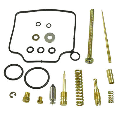 Carb Rebuild Kit Repair Honda Rubicon 500 4x4 2001 2002 2003 2004 TRX500FA