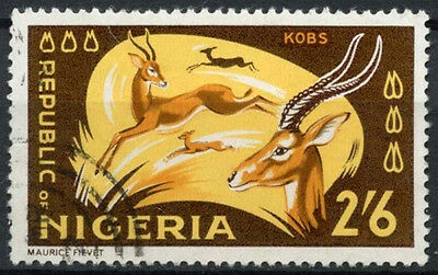 Nigeria 1965-6 SG#182, 2s6d Kobs Definitive Used #D19241