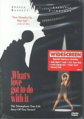 What's Love Got To Do With It? New Dvd