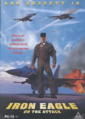 Iron Eagle 4: On The Attack New Dvd