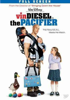 The Pacifier New Dvd