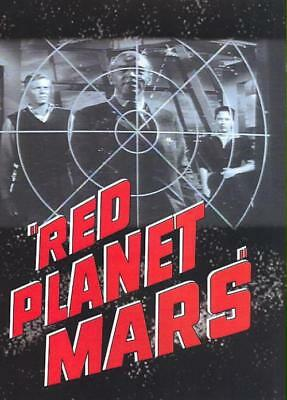 Red Planet Mars New Dvd
