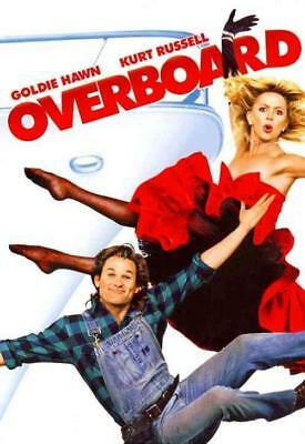 Overboard New Dvd