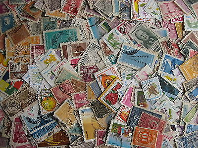 Hoard breakup mixture 300 commoner BRAZIL Duplicates & mixed condition