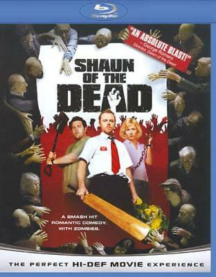 Shaun Of The Dead New Blu-Ray