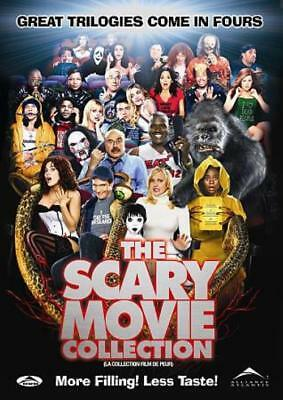 The Scary Movie Collection New Dvd