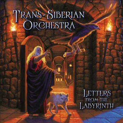 Trans-Siberian Orchestra - Letters From The Labyrinth New Cd