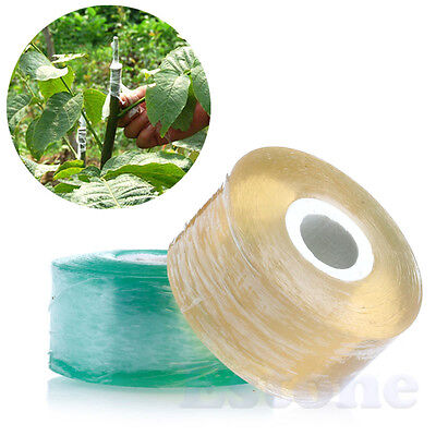25MM x 100M Nursery Stretchable Grafting Tape Moisture Barrier Floristry Film