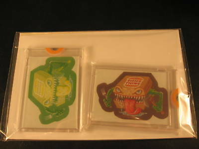1985 Topps Wacky Packages Proof Cards Burger Thing