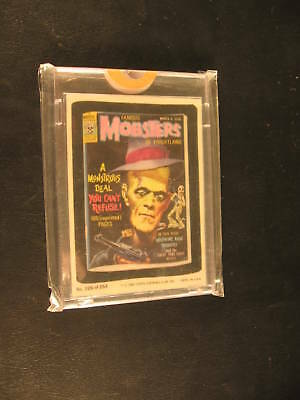 1980 Topps Wacky Packages Acetate Proof Set #226
