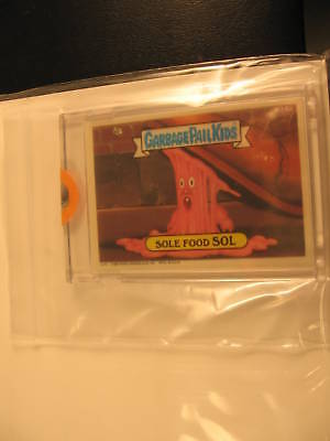 1988 Topps Garbage Pail Kids Series 12 Proof #474A