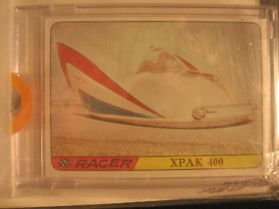 1968 Topps Hot Rods  PROOF Card XPAC 400