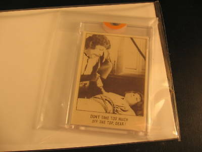 1973 Topps Creature Feature Paper Proof #121