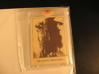 1973 Topps Creature Feature Paper Proof #90