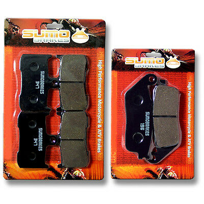 Indian F+R Brake Quality Pads Chief Chieftain (2014-2016) Roadmaster (2015-2016)