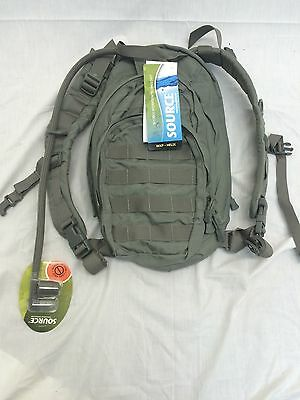 Eagle Industries Waterpoint Source Two Pocket Hydration Pack W/ Bladder Camelbak