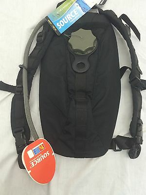 Eagle Industries Waterpoint Source Black Hydration Pack Bladder Camelbak Kelty