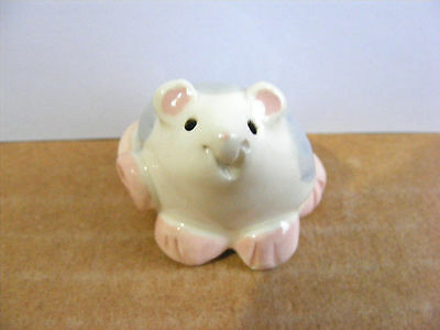 Little Guys Opossum Exclusive Miniature Animal Figurine Cindy Pacileo Pottery #2