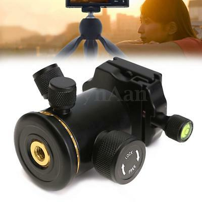 New 360° Rotate Tripod Ball Head With Quick Release Plate Monopod For Camera