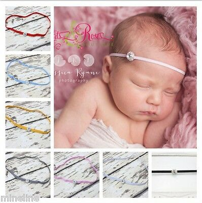 ★★★NEU Fotoshooting Haarband Stirnband Blüte Strass /& Shabby Rose Farbwahl★★★H15