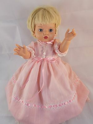 1995 Playmates Baby So Beautiful Doll 13.5""