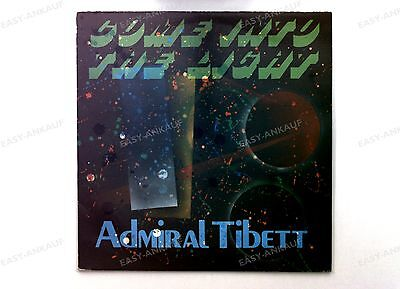 Admiral Tibet - Come Into The Light UK LP 1987 //1