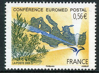 Stamp / Timbre De France  N° 4422 ** Conference Euromed Postal