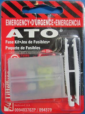 Littelfuse  Emergency ATO Fuse Kit