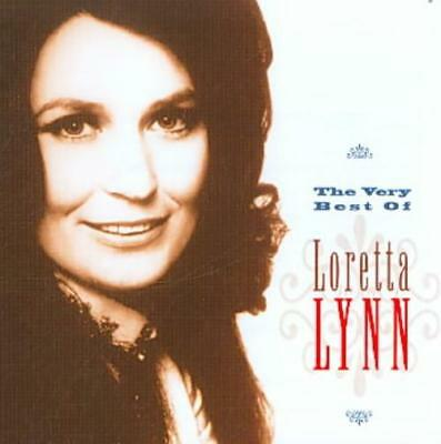 Loretta Lynn - The Very Best Of Loretta Lynn Used - Very Good Cd