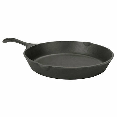 "Bayou Classic 14"" Cast Iron Skillet 7434 New"