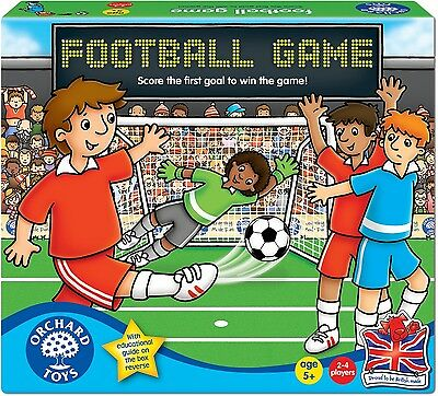 Orchard Toys FOOTBALL GAME Kids/Children's Educational Number/Counting Game BN