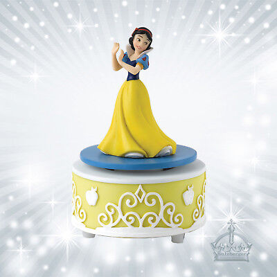 Snow White Musical Disney Spieluhr Schneewittchen Enchanting Collection  A27165