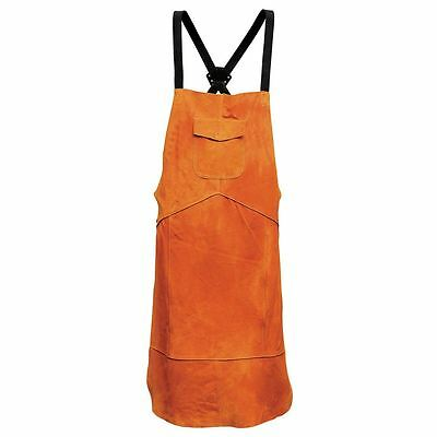 Portwest Leather Welding Welder Apron Work Safety Workwear SW10